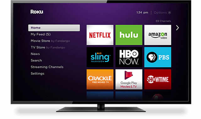 IPTV on Roku - Tutorial - How to setup IPTIVI on your Roku TV - Amazon TV